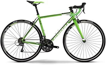 Haibike Race 8.10 28 pulgadas bicicleta verde/blanco/negro mate ...