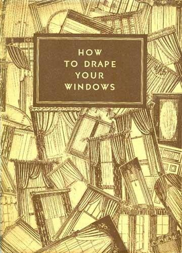How to drape your windows