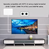 Amhii TV Antenna for Digital TV Indoor with