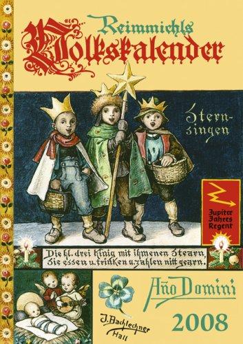 Reimmichls Volkskalender 2008