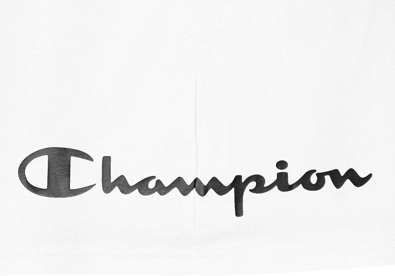 Champion Seasonal Logo T-Shirt Gar/çon