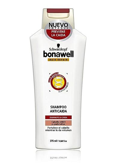 Schwarzkopf Bonawell Hair Repair & Loss Control Shampoo 375ml