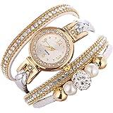 Watches for Women's Beautiful Fashion Bracelet Watch Ladies Watch Round bracelet watch