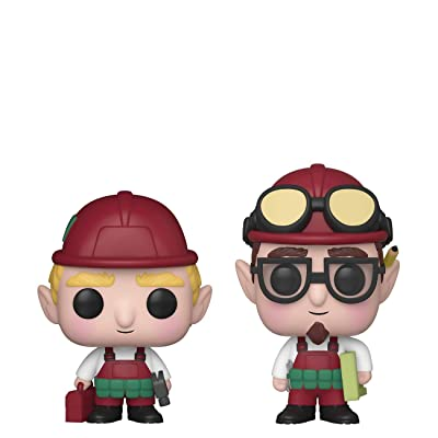 Funko Pop!: Holiday - Randy & Rob 2 Pack: Toys & Games