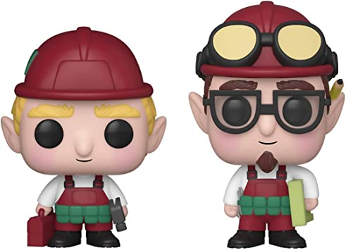Funko Pop! Funko: Holiday - 2 Pack Randy & Rob: Amazon.es: Juguetes y juegos
