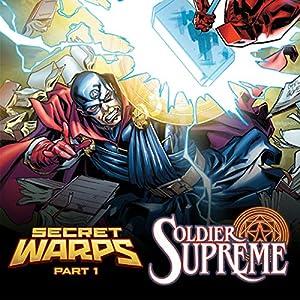 September 2019 Soldier Supreme #1 Marvel Comics # 8G87 Secret Warps