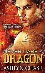 Never Dare a Dragon (Boston Dragons Book 3)