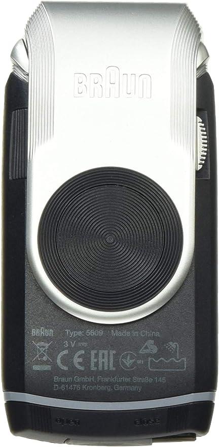 Braun M-90 - Afeitadora (Máquina de afeitar de láminas, Negro ...