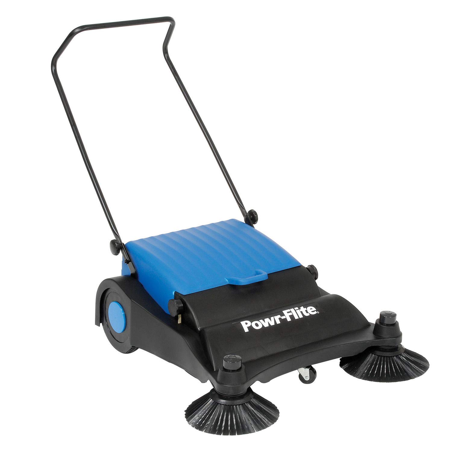 Powr-Flite PS320 Manual Push Sweeper, 32'' by Powr-Flite