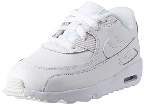 Nike Boys Air MAX 90 Leather (TD), Zapatillas de Gimnasia
