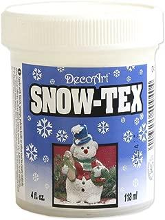 product image for DecoArt DAS9-4 Snow-Tex, 4-Ounce