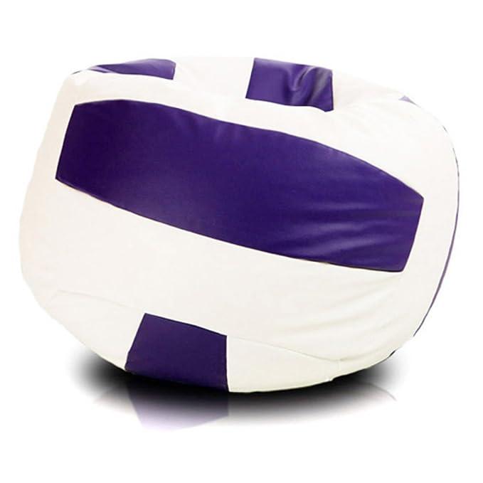 Amazon.com: Amor nosotros impresionante voleibol puf tumbona ...