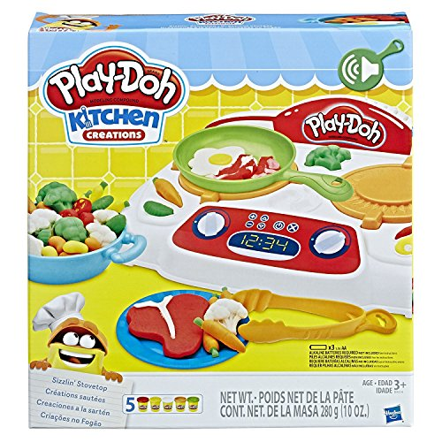 Play-Doh Kitchen Creations Sizzlin' Stovetop (Limited Edition)