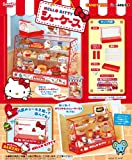 Re-Ment Show Case for Hello Kitty Petite Figures