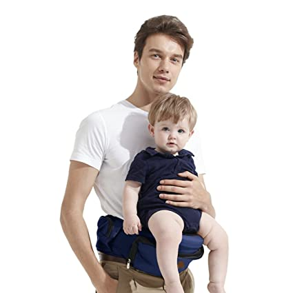 Carry Your Baby on Your Waist Outdoor Baby Side Saddle