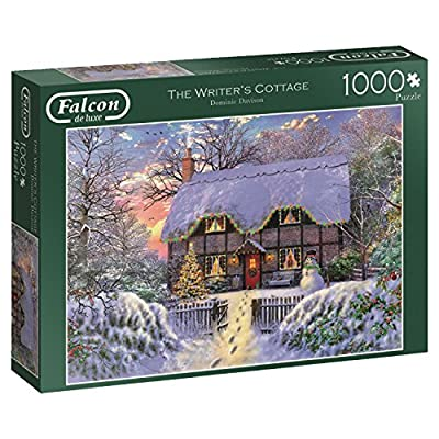 Jumbo 11187 1000 Pezzi Falcon The Writer S Cottage