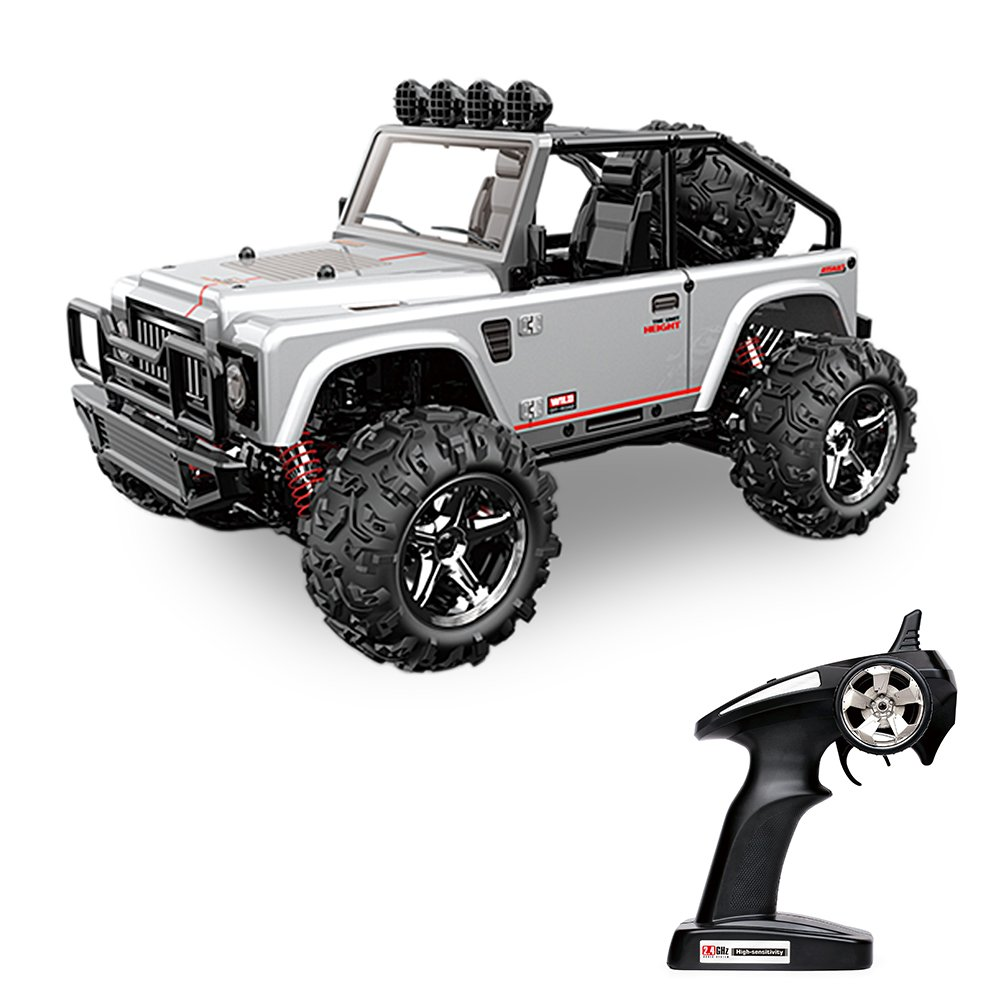 Best RC Cars Reviews: Check out the Top Models on the Market in 2021 6