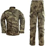 ALK Paintball Camo Uniform Sets Jacket Pant