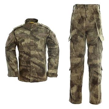 Uniforme de chaqueta y pantalón para airsoft y paintball Alk, de ...
