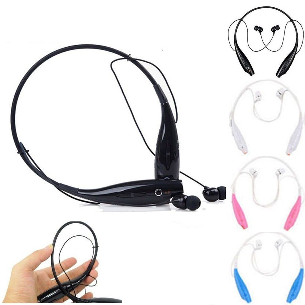 Cybertech Wireless Bluetooth Stereo Earphone Headset Iphone Earphones Diagram Wiring With Mic For Apple 6 5 S Lg Samsungblue Cell Phones Accessories