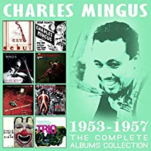 The Complete Albums Collections 1953-1957 (4CD BOX SET)