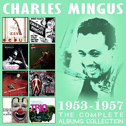 Charles Mingus - Passions Of A Man: The Complete Atlantic Recordings 1956-1961 [Live] [Disc 4] - Zortam Music