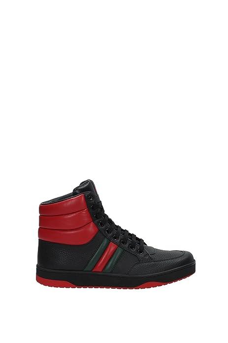 Gucci - Zapatillas para hombre Negro negro 41: Amazon.es: Zapatos y complementos