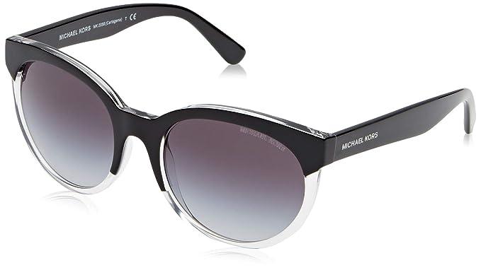 Michael Kors Mujer Cartagena 331411 54 Gafas de sol, Negro ...