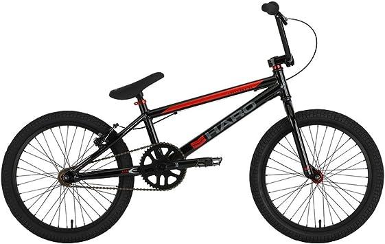 Haro Annex Pro XL - Bicicleta de BMX, Color Negro: Amazon.es ...