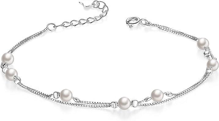 """Lariat Bracelet Avec Lab Diamant /& Émeraude//Argent Sterling 925//9/"""" Adapter"""