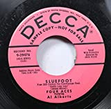 Four Aces Featuring Al Alberts with Orchestra - Sluefoot (From