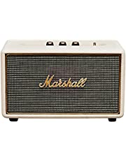 Marshall Acton Speaker with Bluetooth, Cream