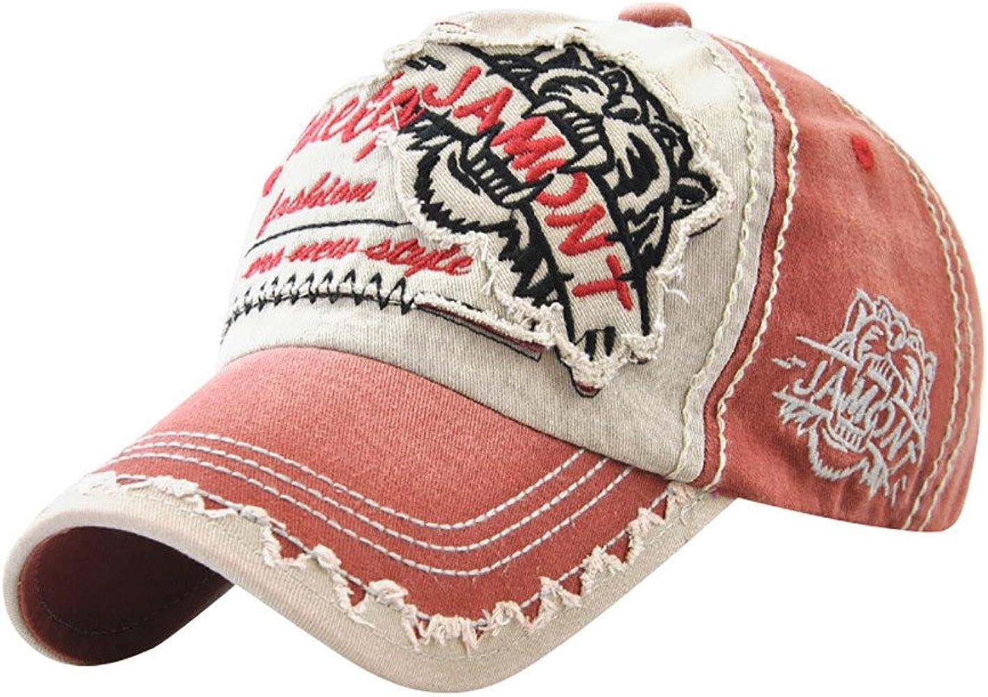 SamMoSon,2019 Gorra de béisbol Ajustable de algodón de Estilo ...