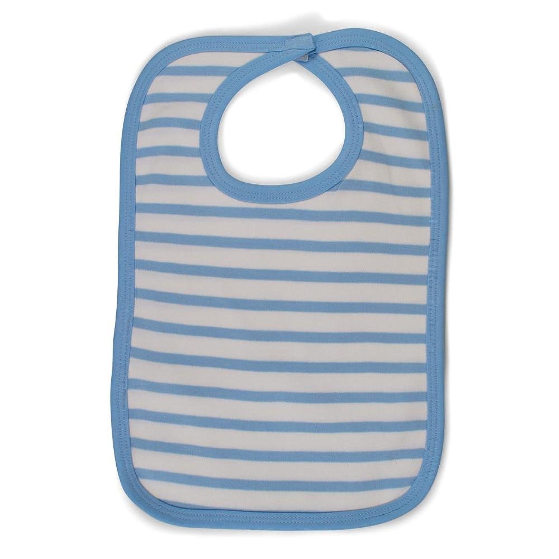 top Infant Stripe Knit Bib big discount