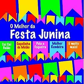 Amazon.com: O Melhor Da Festa Junina: Ze Garrafao: MP3 Downloads