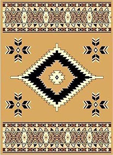Berber 2' X 8 Area Rug Runner Southwestern Design Apache Native American