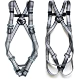 Kiting Harness for Ground Handling a Paraglider - Paramotor PPG Training - Carabiners Included