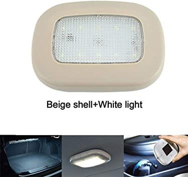12V 72 LED WHITE CAR VAN VEHICLE AUTO INTERIOR CEILING DOME ROOF LIGHT LAMP NEW