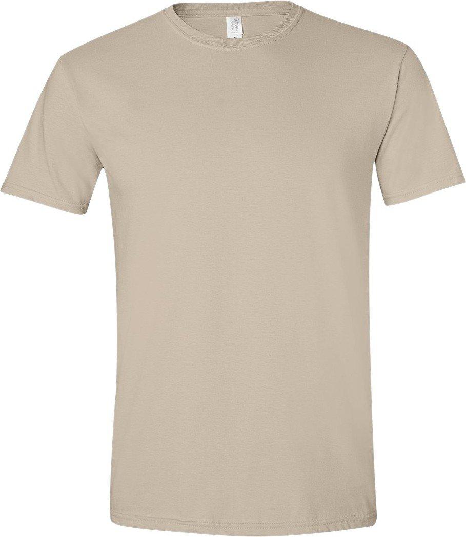 Gildan G640 Mens Soft Style T Shirt