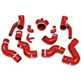 Autobahn88 Intercooler Silicone Hose Kit for 1997-2002 Audi S4 B5 A6 B5 RS4 2.7