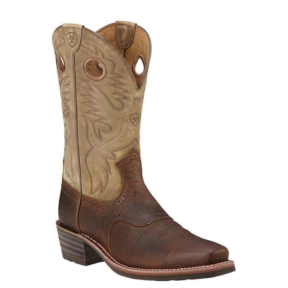 Ariat Men's Heritage Roughstock Western Boot Ariat Men's 10006731