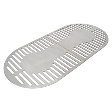 Stanbroil Stainless Steel Casting Cooking Grates Fit Coleman Roadtrip Grills