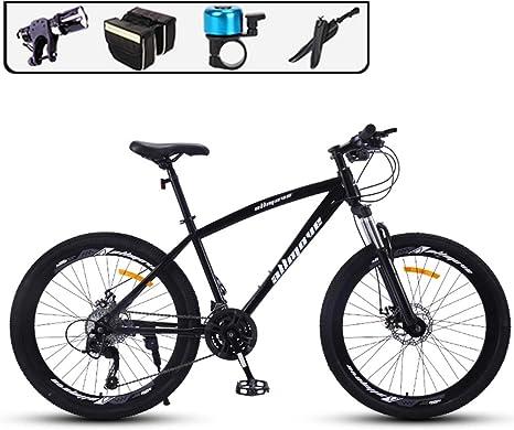 """Men//Women 24Speed 24/""""//26/"""" Wheel MTB Frames Full Suspension Mountain Bike//Bicycle"""