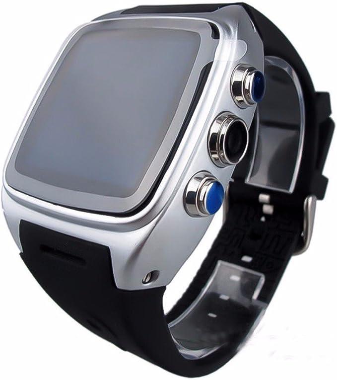 X01 Plus reloj inteligente Android 5.1 reloj de pulsera 1 G + 8G ...