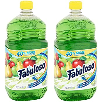 Fabuloso Passion of Fruits Multi-purpose Cleaner 56 Ounce (Pack of 2)