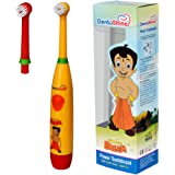 DentoShine Power Toothbrush for Kids (Chhota Bheem)