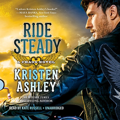 Ride Steady: Library Edition (Chaos) by Blackstone Audio Inc