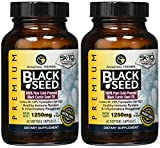Amazing Herbs Premium Black Seed Oil 1250mg 60sfg (120 count) Review