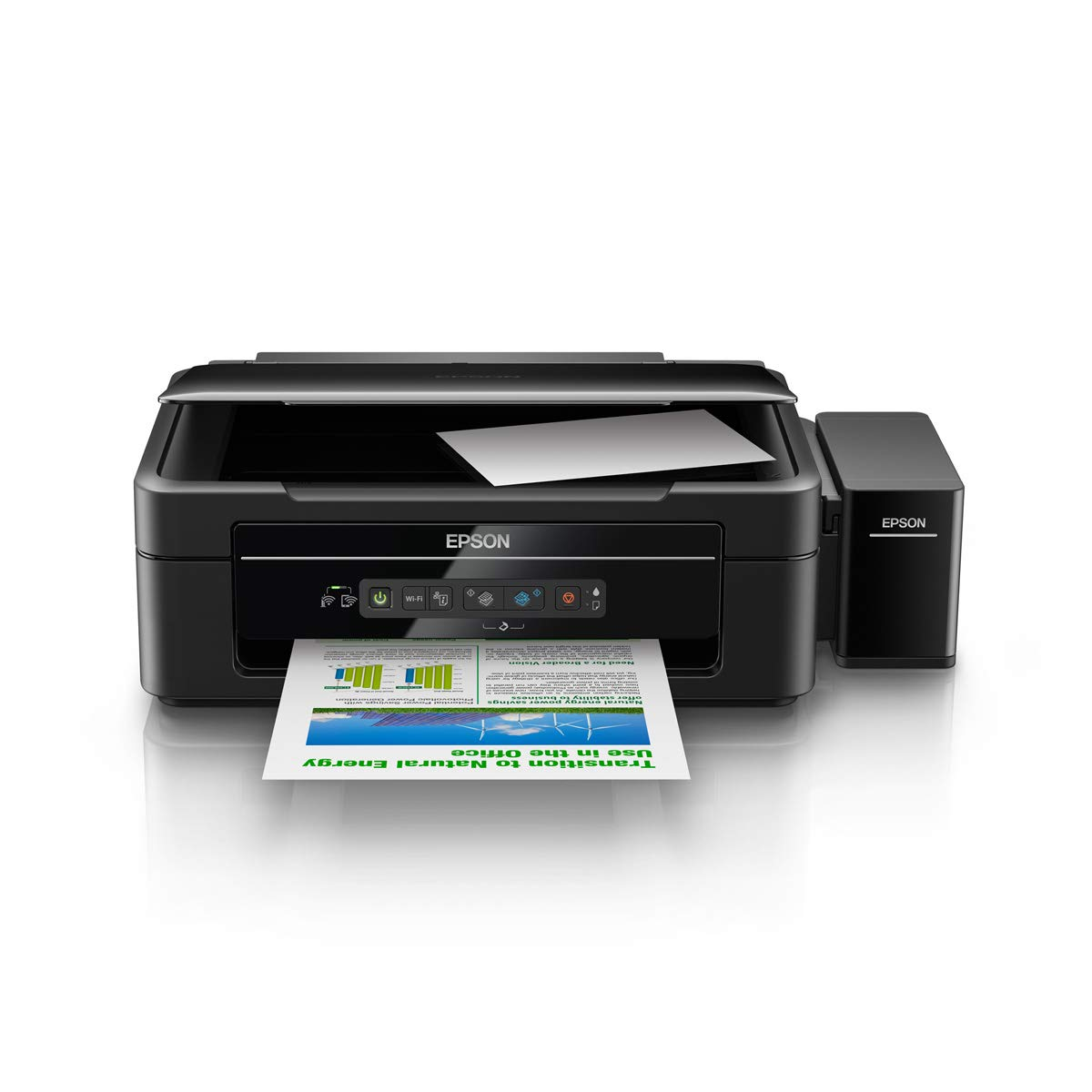 Amazon In Buy Epson L405 All In One Wireless Ink Tank Colour Printer Online At Low Prices In India Epson Reviews Ratings