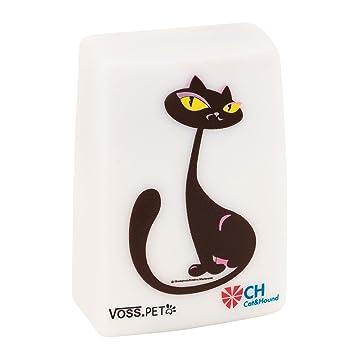 Unbekannt Cat Doorbell – Timbre de Puerta para Gatos con luz y Sonido Señal | Timbre
